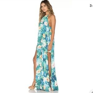 show me your mumu Rochester maxi dress size small